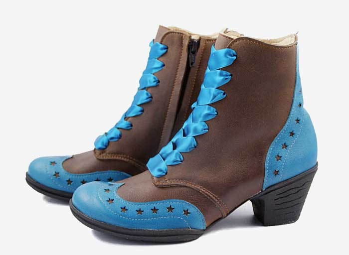 Chaussures arisanales creation