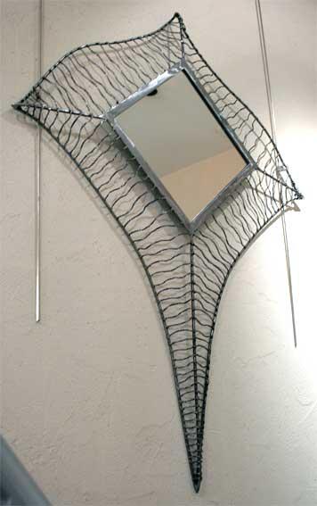 Decoration d interieur creation de miroirs marc bedikian for Miroir 2m