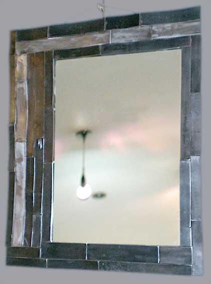 Decoration d interieur creation de miroirs marc bedikian for Marc miroir kraft