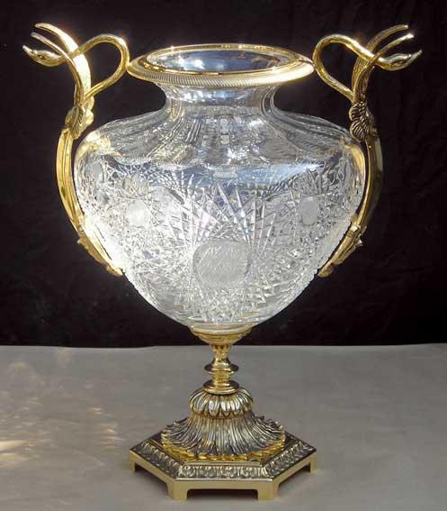 Crystal Vases Luxury Crystal Vases Hand Made Crystal