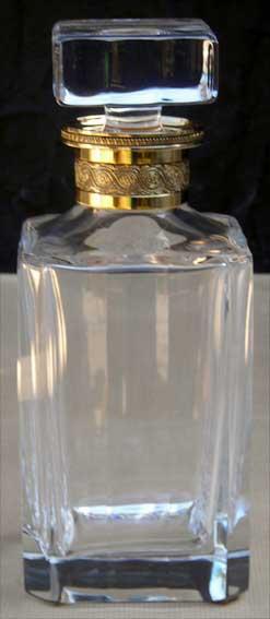 carafes a whisky cognac en cristal taillees main. Black Bedroom Furniture Sets. Home Design Ideas