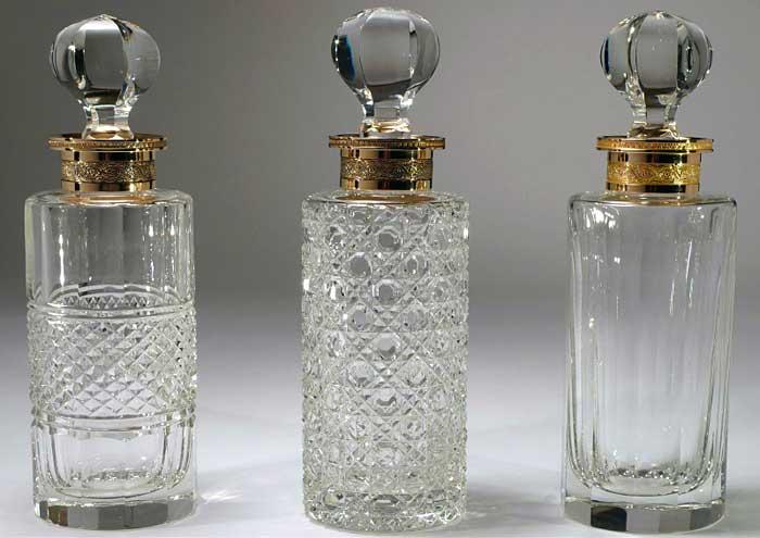 Flacons Parfum En Cristal Oeuf Boite A Parfum En Cristal