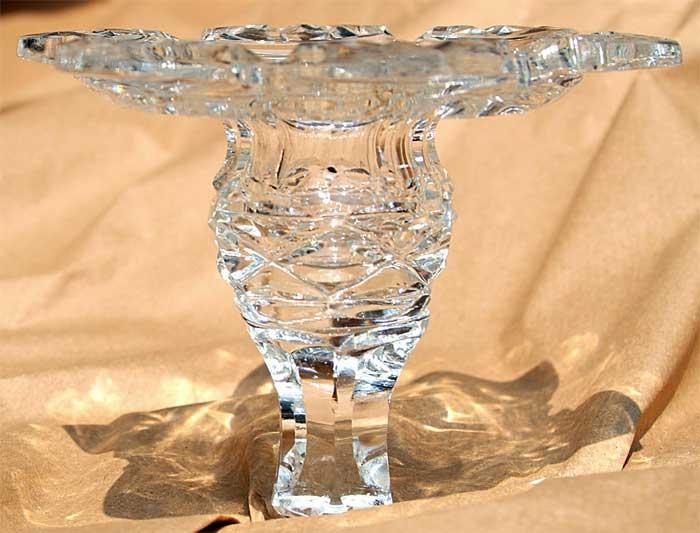 Fabrication du cristal