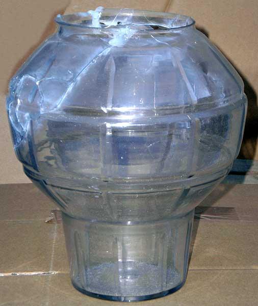 Crystal glass repair reparation franck benito - Reparation verre cristal ...