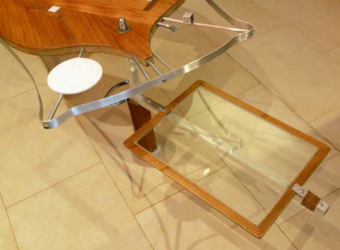 Mobilier creation decoration d interieur pascal blais - Creation table basse ...