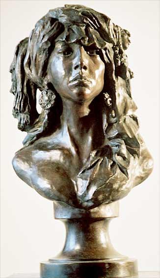 sculpteur  thierry bruet