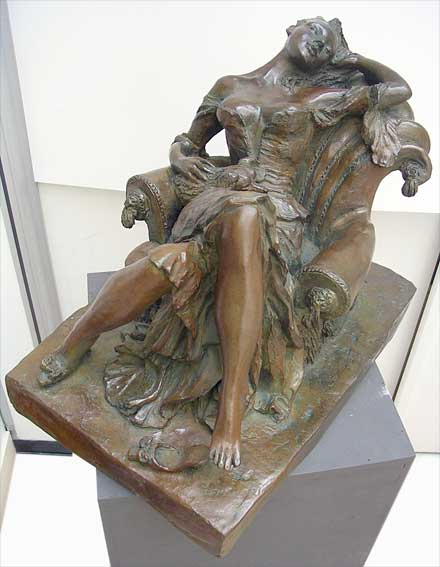 Sculptures bronze