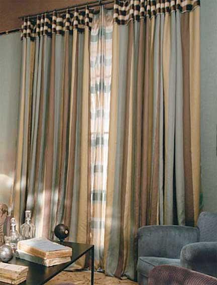 Confection de rideaux creaplus vous propose la creation for Rideaux decoration
