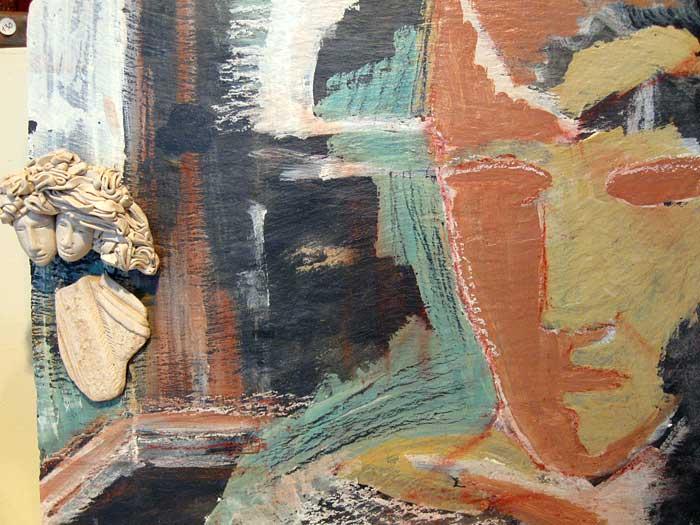 Celine giachetti artiste peintre for Fenetre sur cours