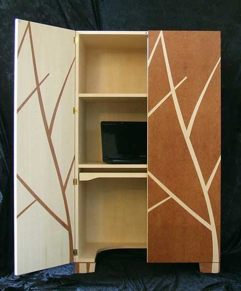 Armoire informatique creation