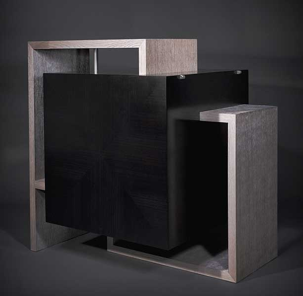 mobilier creation ebeniste seine maritime daan koers. Black Bedroom Furniture Sets. Home Design Ideas
