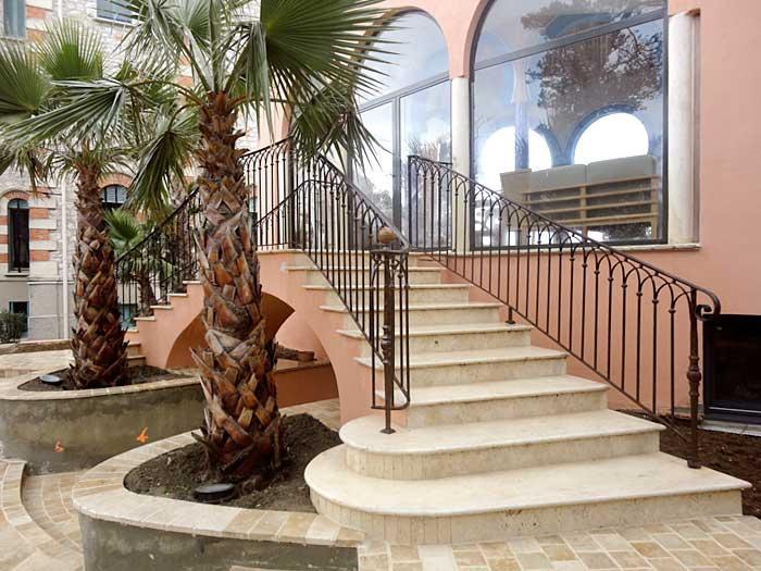 ferronnerie d partement 34 h rault portails escaliers rampes garde corps lionel liquiere. Black Bedroom Furniture Sets. Home Design Ideas