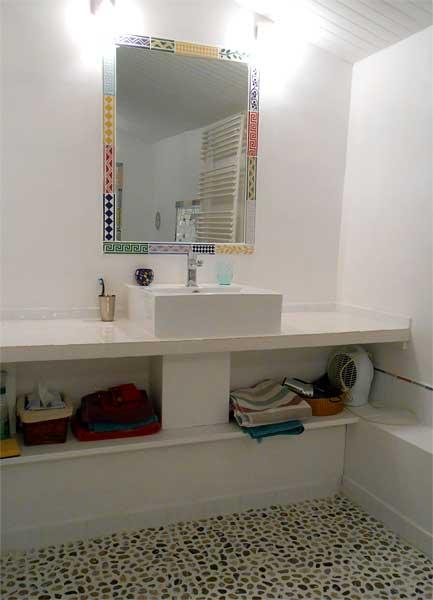 Salle de bain d coration odile maffone mosaiste for Mosaique salle de bains