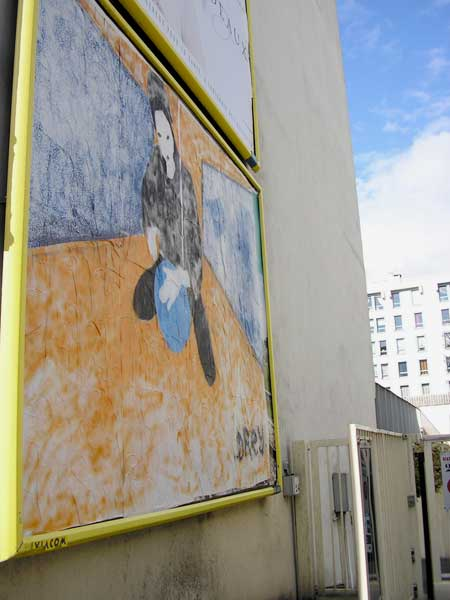 artiste peintre  audrey mouchet  expositions collectives