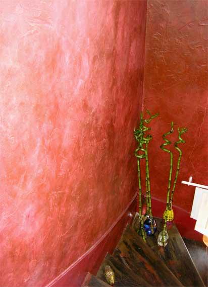 Art mural votre d coration d 39 int rieur audrey mouchet for Peinture murale stucco