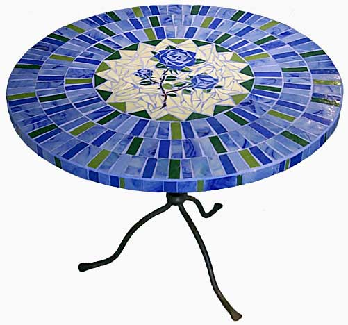 mobilier mosaique decoration mosaique mozaic toone pour. Black Bedroom Furniture Sets. Home Design Ideas