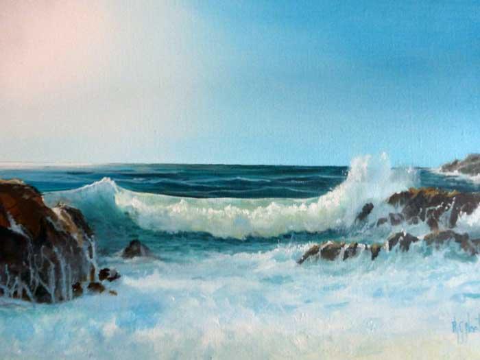 peintures marine  philippe noet  artiste peintre figuratif