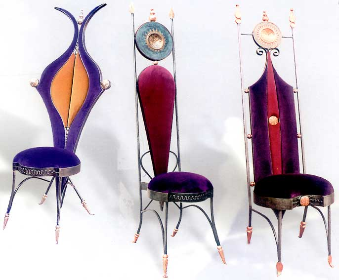 Chaises creation
